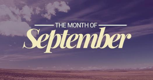 the-month-september